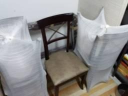 Cadeiras + Mesa / Sala de jantar