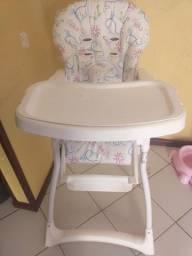 Título do anúncio: Cadeira para refeição do bebê