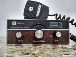 Radio amador Johnson- Messenger 123 A -Edição Especial! Raridade!!!!