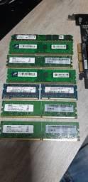 Memórias RAM barbada corre