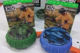 Caixinha de Som Bluetooth XLS-238BT Resistente Água