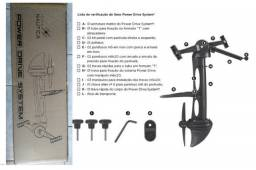 Pedal para caiaque Power drive