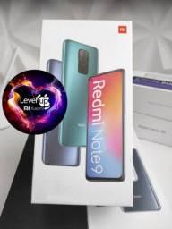 O melhor de 2021! REDMI Note 9 da Xiaomi.. NOVO LACRADO COM GARANTIA