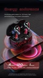Fone Bluetooth Tws ME-19T Gamer Original Lacrado
