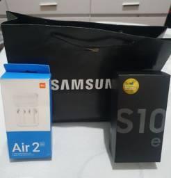 Samsung S10e p sair hoje!!!!!