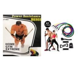 Kit Elastico para treino