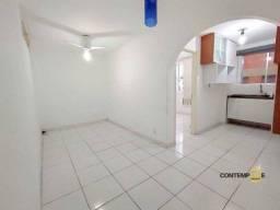 Título do anúncio: Apartamento com 1 dormitório à venda, 55 m² por R$ 325.000,00 - Embaré - Santos/SP