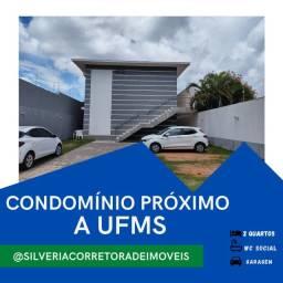 Condomínio próximo á UFMS