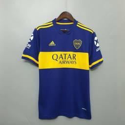 Camisa Boca Juniors Adidas