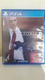 Vendo jogo Hitman 2 playstation4