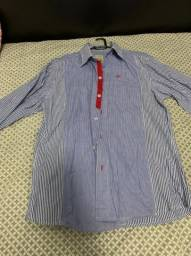 Camisa esporte fino Adji.