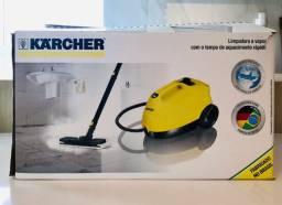 Limpadora a Vapor Karcher Sc1.010  220v - Nunca Usada- na caixa