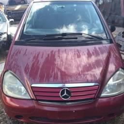 Título do anúncio: Mercedes Classe A 160 1999 1.6 Usado Sucata para retirada de peças