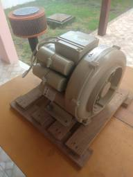 Compressor para piscicultura