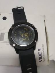 Relógio esportivo vib3 na caixa