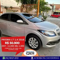 Título do anúncio: Chevrolet PRISMA Sed. LT 1.4 8V FlexPower 4p