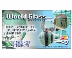 Vidraçaria World Glass