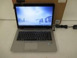 EliteBook 840 G3 - Tela 14 - Core i7-6600U 2.6GHZ 8GB 256SSD