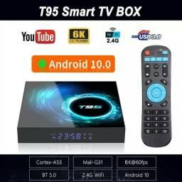 Oferta! Tv Box T95 Disponível Entrega Grátis