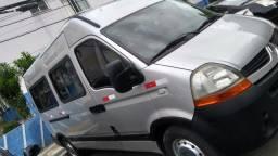 Veiculo Renault Master Minibus