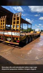 Título do anúncio: Frete caminhão Prancha