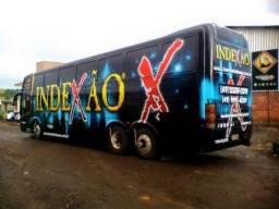 Vende-se ônibus pronto para banda - 1994