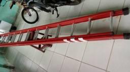 Escada p/ eletricista, e outras