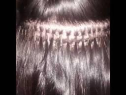 Mega hair a domicílio