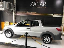 Fiat Strada Cab Dupla 1.4 Work 3portas R$ 48900 - 2015