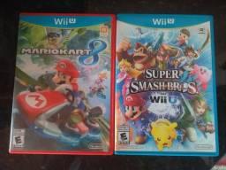Mario Kart 8 + Super Smash Bros Wii U