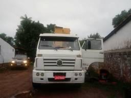 Vendo caminhão e munck - 1998