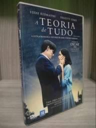 DVD A teoria de Tudo - Stephen Hawkings