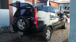 Honda Cr-v conservadíssima//automática// troco por carro menor valor - 2004