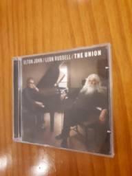 Cd - Elton John/Leon Russel - The Union, usado comprar usado  Santo André