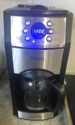 Jarra de Vidro - Cafeteira Elétrica Britânia CP 30 Digital Prime - Preta/Inox 220v
