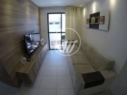 Excelente apartamento com 67 m², 2/4 (sendo 01 suíte), área de lazer no Farol. REF: B1635
