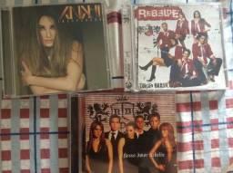 Usado, CDs e DVDs RBD, Anahí e Dulce Maria usados comprar usado  João Pessoa