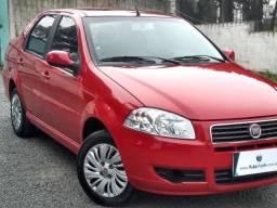 Fiat Siena EL 1.4 Flex 2012 - Completo / Única dona