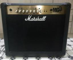 Marshall MG30FX + footswitch Novo