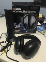 Wireless Headphone(Preço Negociável)