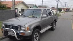 Hilux 1999 - Aceito troca por veículo acima de 2016 - 1999