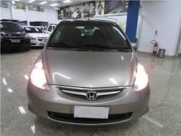 Honda Fit 1.4 lx 8v gasolina 4p automático - 2008
