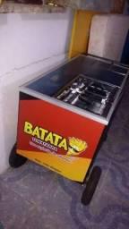 Carrinho Batata Frita - (Novo)