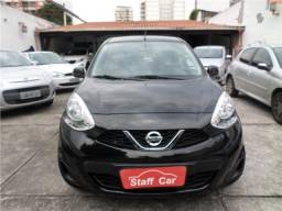Nissan March 1.0 s 12v flex 4p manual - 2018