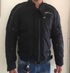 Vendo este casaco motociclista