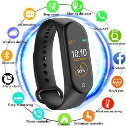 Relogio Smartwatch Masculino E Feminino Inteligente Digital
