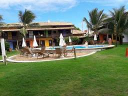Ambiente calmo, perto da praia com ótima vista em Guarajuba !!