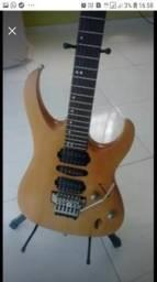 Guitarra cort indonesia serie viva gold II (2)