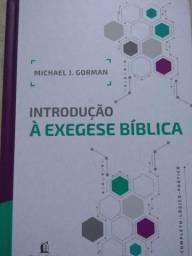 Introdução a Exegese Bíblica