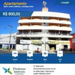 Apartamento em Jacaraípe, 01 quarto